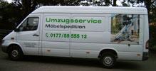 Umzugs-Service/M�belspedition J�rgen Zetzsche