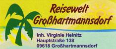 Reisewelt Gro�hartmannsdorf - Inh. Virginie Heinitz